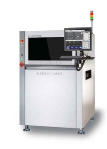 Koh Young Solder Paste Inspection system: 8030