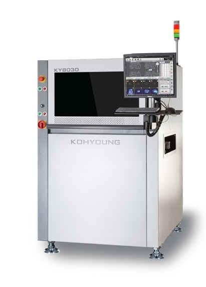 Koh Young solder paste inspection system (SPI)