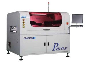 Juki screen printers: Model PMaxII