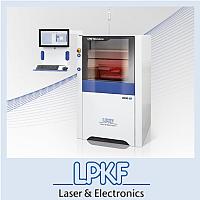 LPKF laser depaneling systems