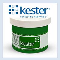 Production line - Kester solder paste