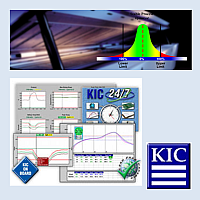 Production line - KIC thermal management systems - profilers