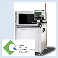 Production line - Koh Young 3D AOI systems