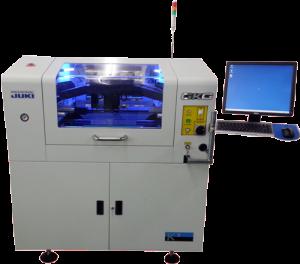 Juki screen printers: Model K3