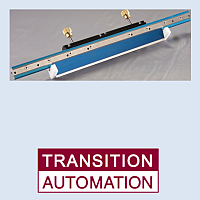 Production line - Transition automation squeegees for screen printer