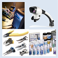 products - benchtop tools and process chemicals