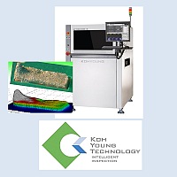 Production line - Koh Young 3D solder paste inspection systems
