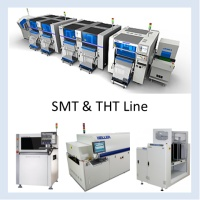 products - SMT and THT production line