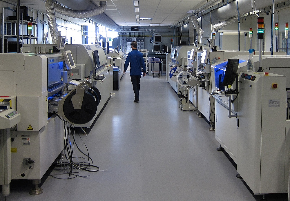BHC overview smt lines