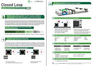 Download Koh Young SPI Closed Loop brochure