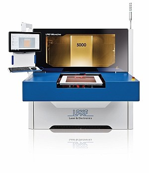 LPKF Launches Entirely New Flex Drilling & Cutting Laser