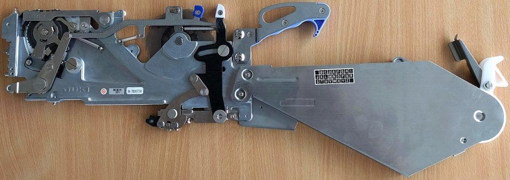 Tape feeder CF03HPR back side