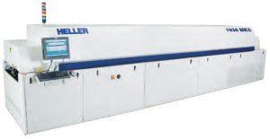 Heller 2000 series high volume reflow oven